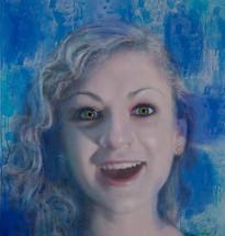 MICHELLE RODRIGUEZ (BLUE ), 2014