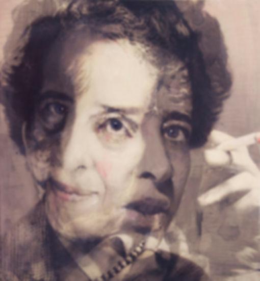 Hanna Arendt 28'x26' 2015.jpg