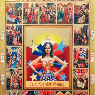 Icon 9 Saint Wonder Woman