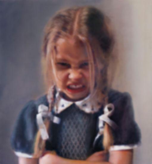 Grauchy girl 45'x37' 2012 , .jpg