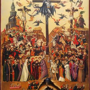 Icon 13 The Crucifixion