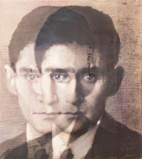 Franz Kafka 1883-1924 28'x26' 2015.jpg