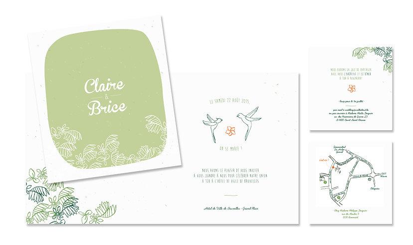 illustration-mariage-dessin enfant-annonce-mariage-faire-part, julie servais, illustratrice-mariage-bruxelles