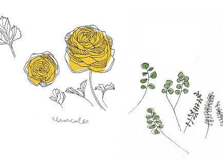 julie servais, illustratrice bruxelles, illustration bruxelles, illustration faire-part