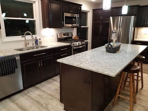 Dark Cabinets Fruitport Kitchen.JPG