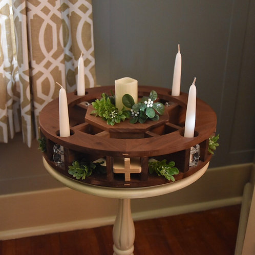 Table Top Advent Wreath