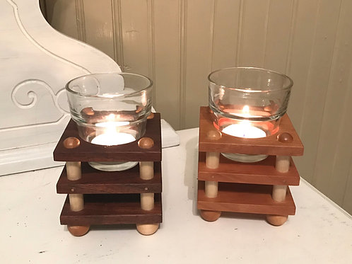 3-Tiered Candle Holders