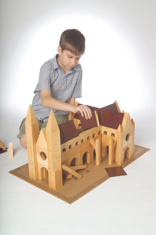 Cathedral Blocks