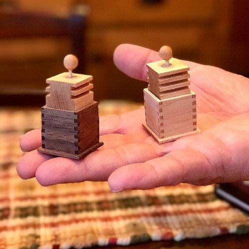 Small Petit Four Box