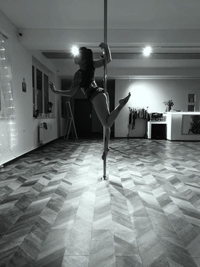 Stephanie Pole Dance