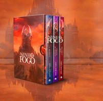Ninho de Fogo - Trilogia Completa