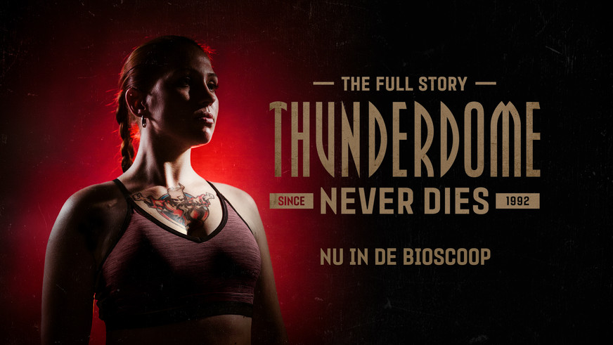 This is the official trailer of Thunderdome Never Dies!