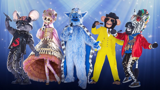 The Masked Singer - social strategy