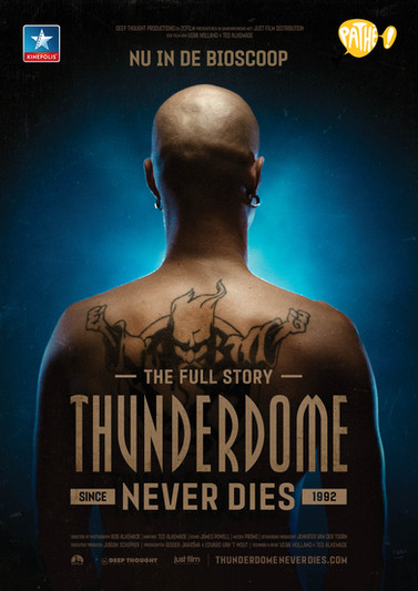 Thunderdome never dies - documentary
