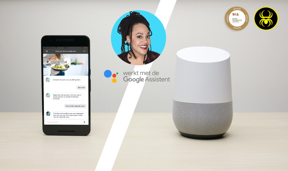 Voice controlled cooking assistant
