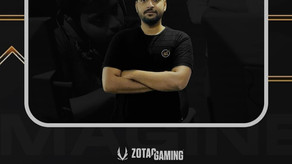 """""""MW1"""" Joins Velocity Gaming Replacing the """"Marzil"""" in current Roster"""