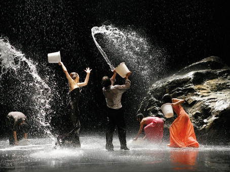 Pina: Poesía y baile