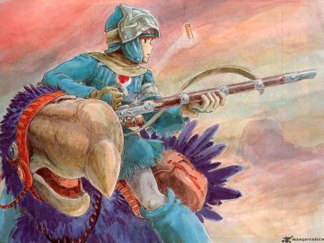 Nausicaä: ¿Venciendo a un enemigo externo o interno?