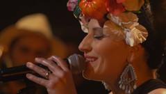 Magdalena Matthey en concierto
