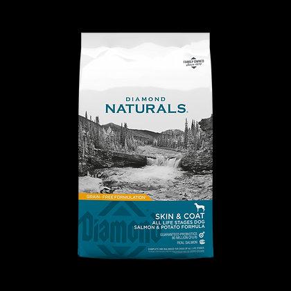 Naturals Skin & Coat Salmón 6.79 Kg.