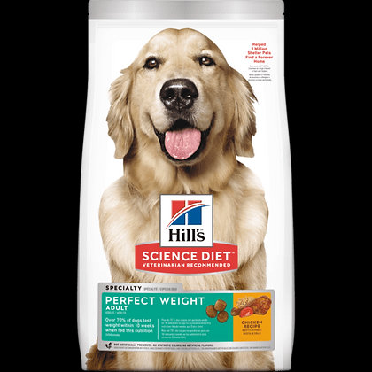 Hill's Perfect Weight 12.9 Kg.
