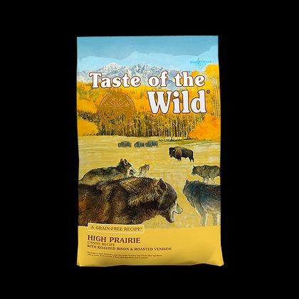 Taste of the Wild High Prairie Canine (Bisonte y Venado Asado) 6.3 Kg.