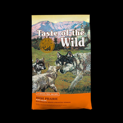 Taste of the Wild High Prairie Puppy (Bisonte y Venado Asado) 6.3 Kg.