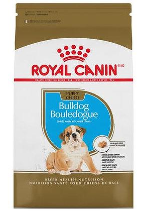 Royal Canin Bulldog  Puppy 13.6 Kg.
