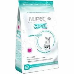 NUPEC Weight Control Razas Pequeñas 8 Kg.