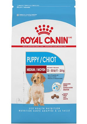Royal Canin Medium Puppy 13.6 Kg.