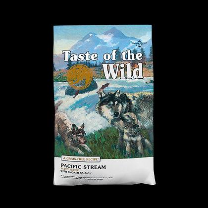Taste of the Wild Pacific Stream Puppy (Salmón Ahumado) 6.3 Kg.