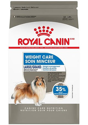 Royal Canin Large Weight Care 13.6 Kg.