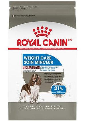 Royal Canin Medium Weight Care 13.6 Kg.