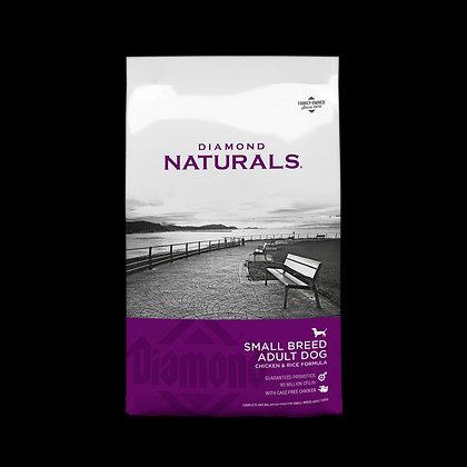 Naturals Small Breed Adult 8.16 Kg.