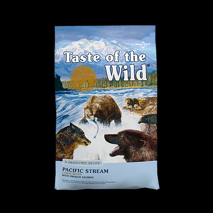 Taste of the Wild Pacific Stream Canine (Salmón Ahumado) 6.3 Kg.