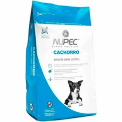 NUPEC Cachorro 8 Kg.