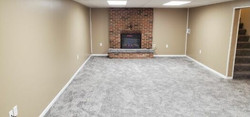 Room we Carpeted
