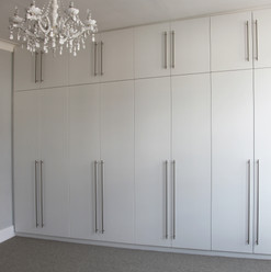 8 Column Door Wardrobes