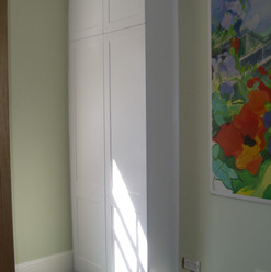 2 Column Door Wardrobe