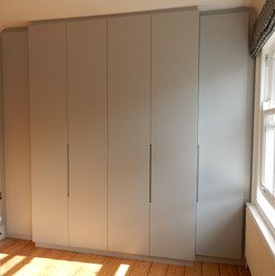 6 Door MDF Wardrobes