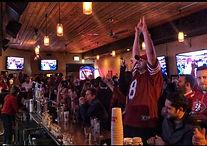 Chicago sports bar