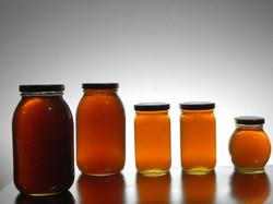 Abundantes colores y sabores de miel de abejas en Bogotá