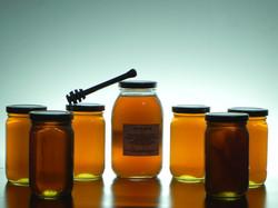Presentasión de miel de abejas