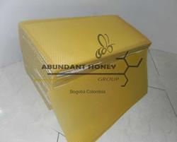 Laminas de cera apicultura Bogotá  Colom
