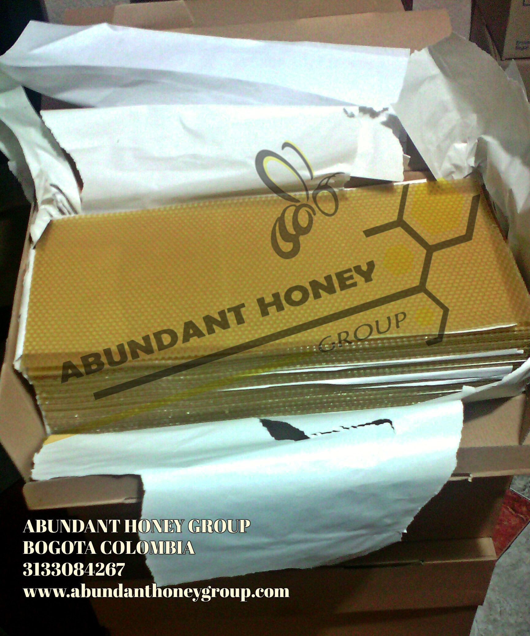 cera estampada apicultura ABUNDANT HONEY GROUP.jpg