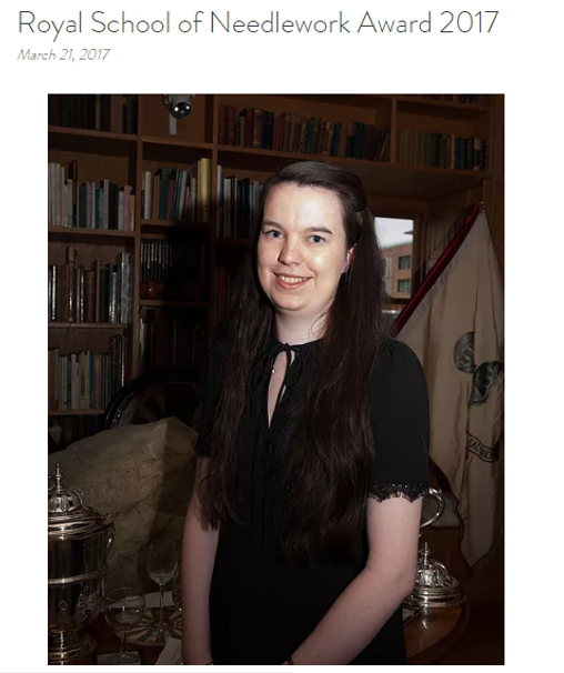Lizzie Lowe feature, Hounourable Society of Knights of the Round Table