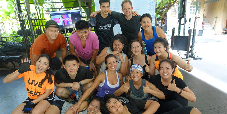 Jessica Lee Group Fitness Fun