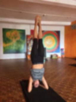 Jessica Lee Yoga India