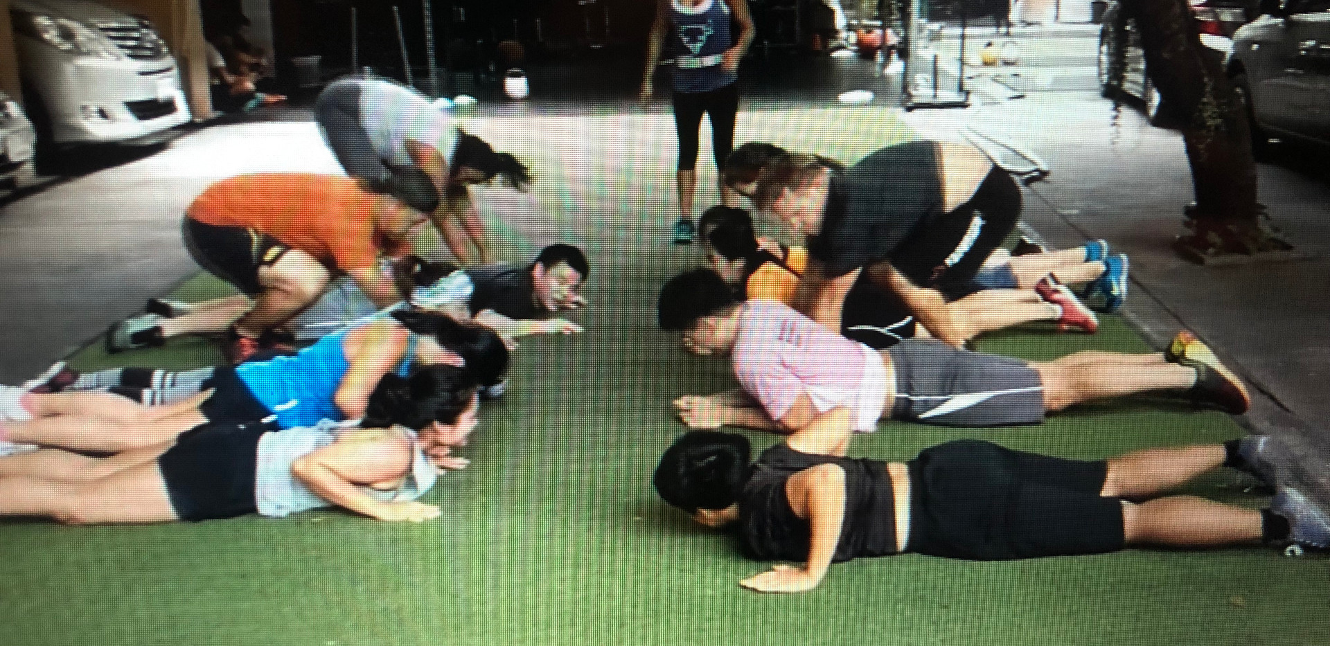 Jessica Lee's Fun Group Fitness