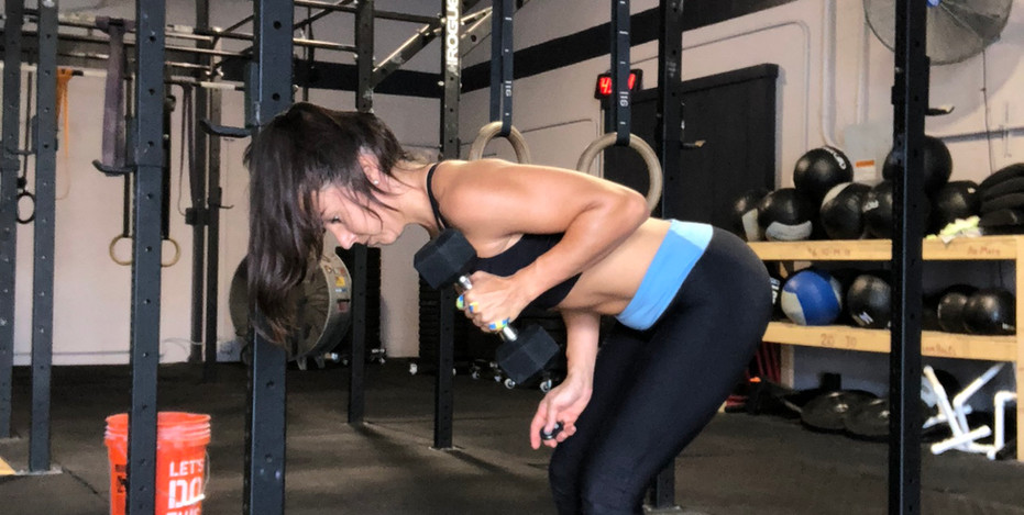 Jessica Lee Upper Body Workout
